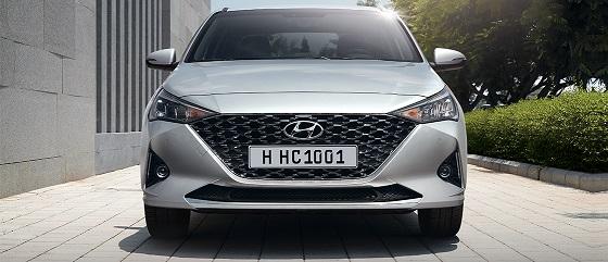 Hyundai Accent HCI