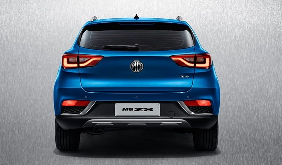 سيارة MG ZS